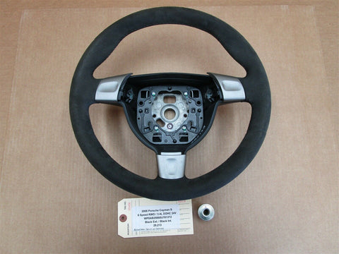 16 Panamera Edition RWD 971 Porsche 3 SPOKE STEERING WHEEL 7PP419091 15,527