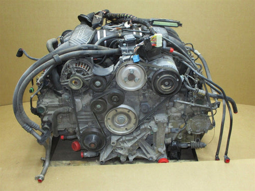 98 Boxster RWD Porsche 986 COMPLETE ENGINE 2.5 Motor M96/20 M96.20 95,703