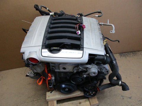 01 Boxster RWD Porsche 986 COMPLETE ENGINE 2.7 Motor M96/22 M96.22 25,843