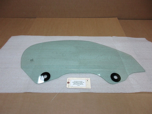 14 Boxster RWD Porsche 981 R RIGHT DOOR WINDOW GLASS SOLIVER 43R-00082 11,672