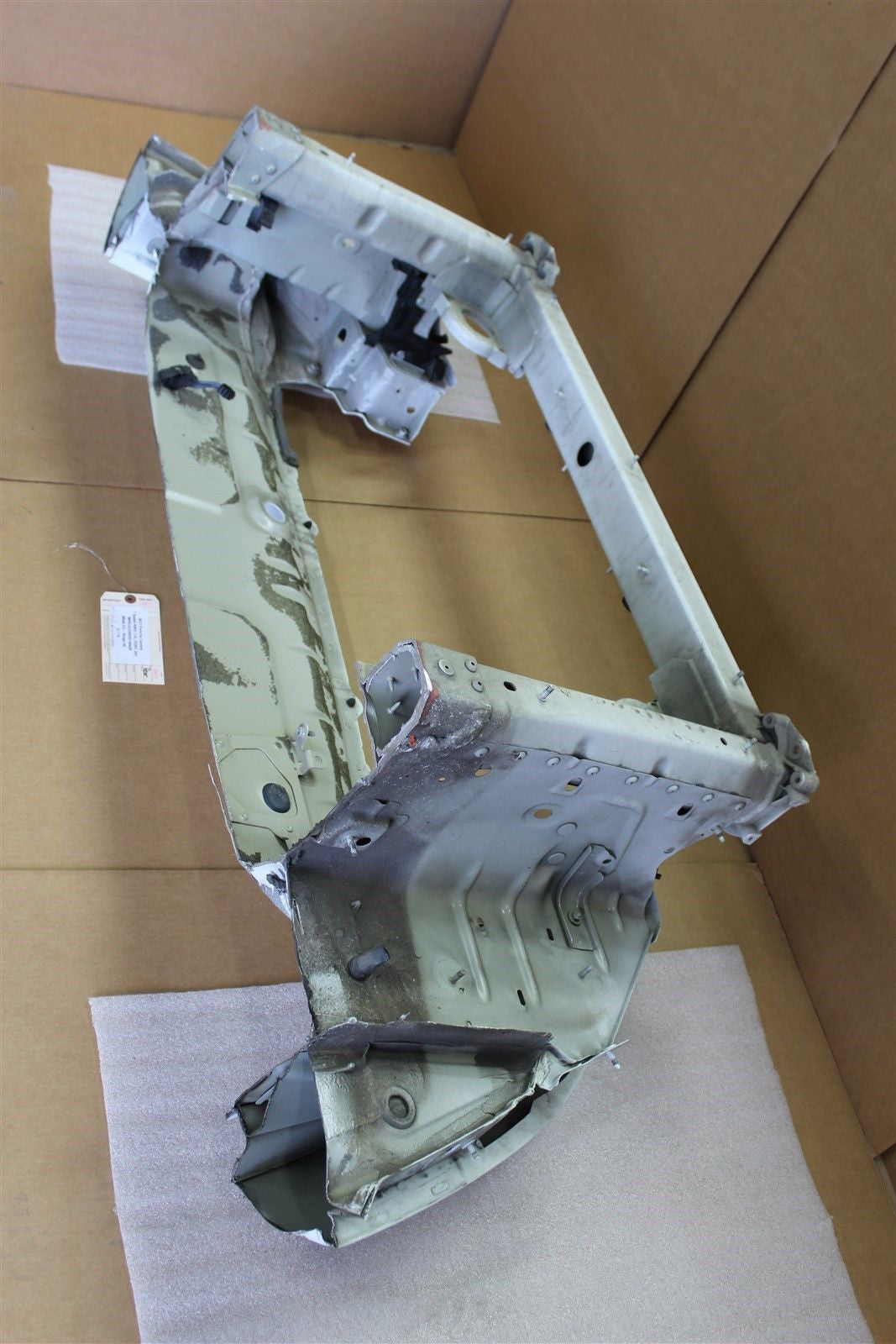 13 Carrera 911 RWD Porsche 991 REAR END EXTERIOR TRUNK FRAME 99150161300 33,116
