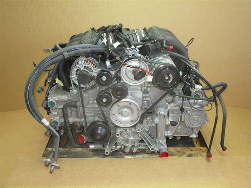 01 Boxster RWD Porsche 986 COMPLETE ENGINE 2.7 Motor M96/22 M96.22 52,148