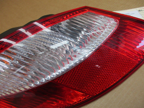 06 Boxster RWD Porsche 987 L DRIVER TAIL LIGHT 98763142302 TAILLIGHT 73,065