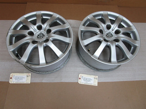 11 Panamera 970 Porsche AFTERMARKET REAR ASANTI RIMS WHEELS 285/30 2R20 84,260
