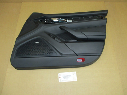 17 Cayenne Turbo AWD Porsche 958 R REAR INTERIOR DOOR PANEL TRIM 7P0863981 9,356
