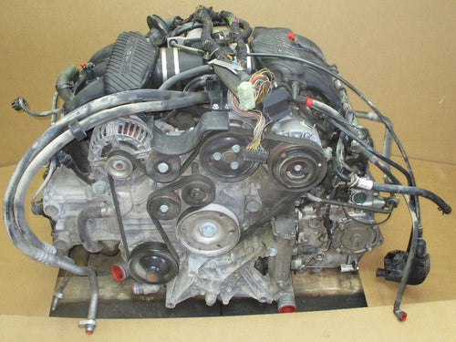 98 Boxster RWD Porsche 986 COMPLETE ENGINE 2.5 Motor M96/20 M96.20 86,911