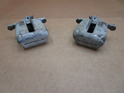 16 Macan S Porsche REAR TRW BRAKE CALIPERS 517176B110755 6172702B150685 22,214