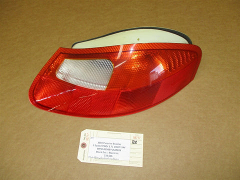 2005 Carrera S RWD Porsche 911 05 Coupe 997 rear body panel 3rd taillight 50,714