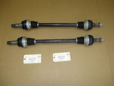 16 Panamera Edition 971 Porsche L R REAR DRIVE SHAFT AXLES 97033202402 15,527