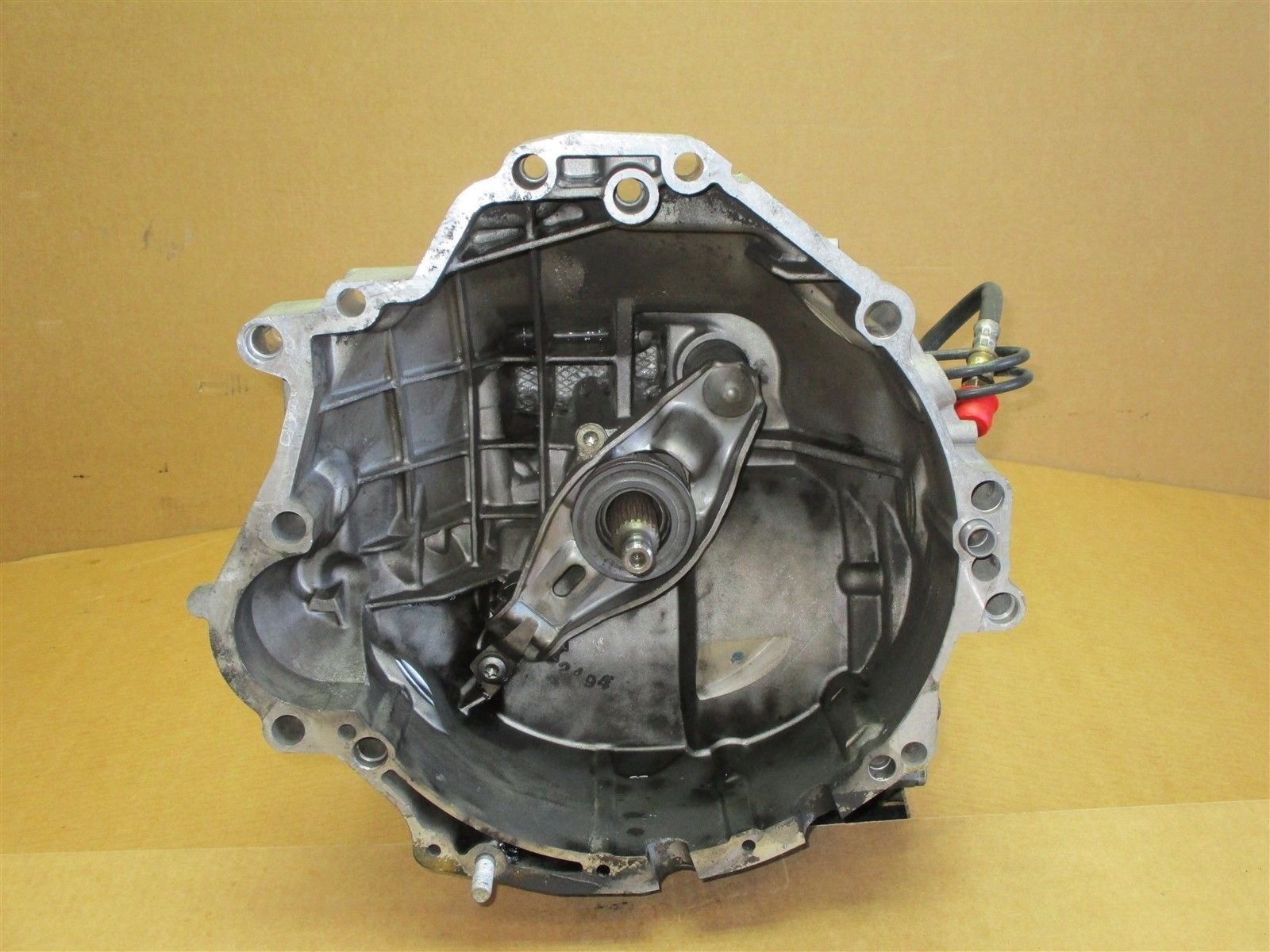 08 Boxster S RWD Porsche 987 6 SPEED MANUAL TRANSMISSION GEAR BOX G87.21 35,640