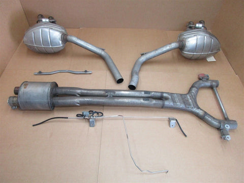 17 Cayenne Turbo AWD Porsche 958 R EXHAUST PIPE 7P5254450H 9,356