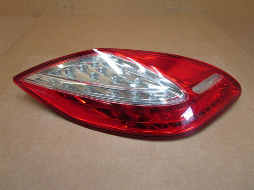 11 Panamera 4 AWD 970 Porsche L TAIL LIGHT TAILLIGHT 97063141504 118,668