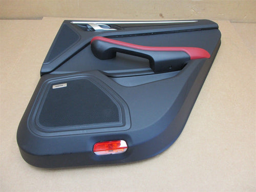 16 Macan S RWD Porsche R REAR INTERIOR DOOR PANEL TRIM 95B867212 21,582 N/A