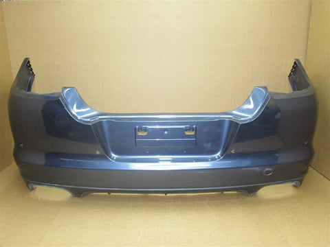 13 Carrera 911 Porsche Cabrio REAR White BUMPER COVER TRIM 99150541103 33,116
