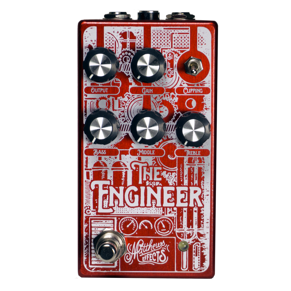 The Engineer - Foundational Bass Overdrive