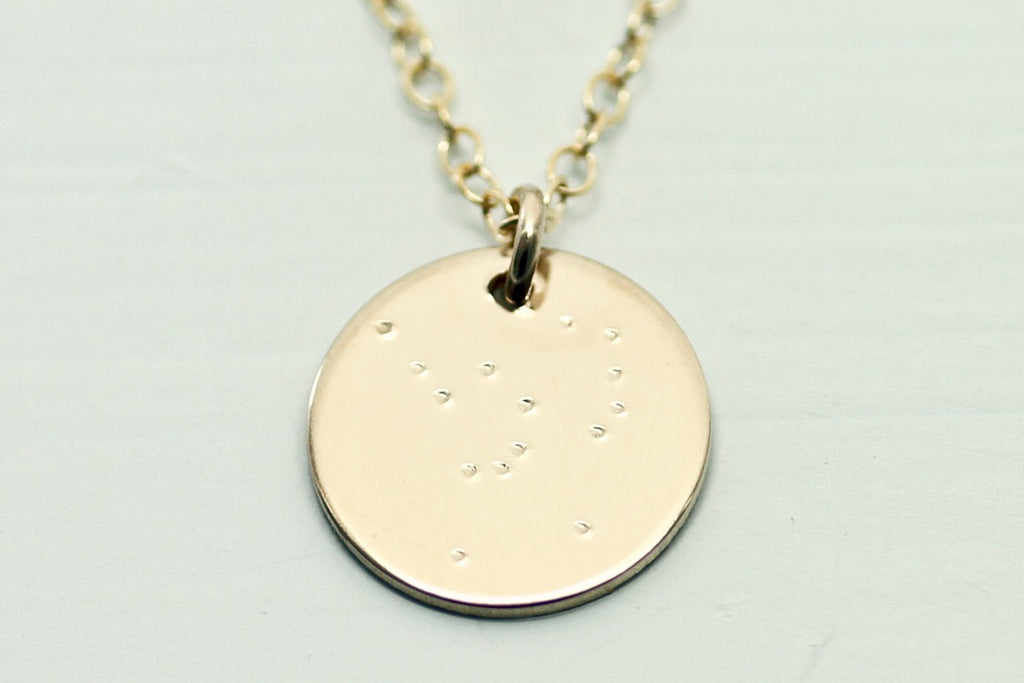 Constellation Necklace - Sea and Cake