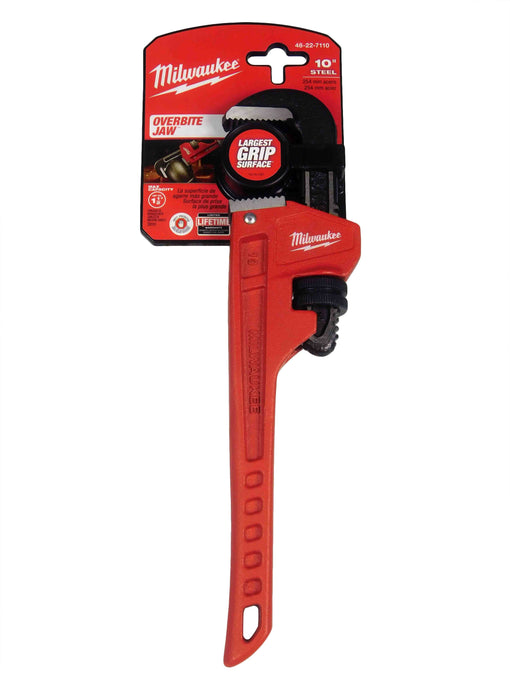 Milwaukee 48-22-7110 10 in. Steel Pipe Wrench