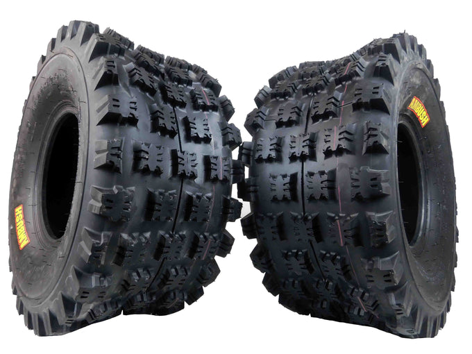 Ambush, 22x10x9, 2 PLY, Tread, 2 Pack