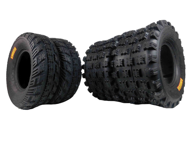 Ambush, 22x7x10, 20x11x9, Tire, Kit, 2 PLY