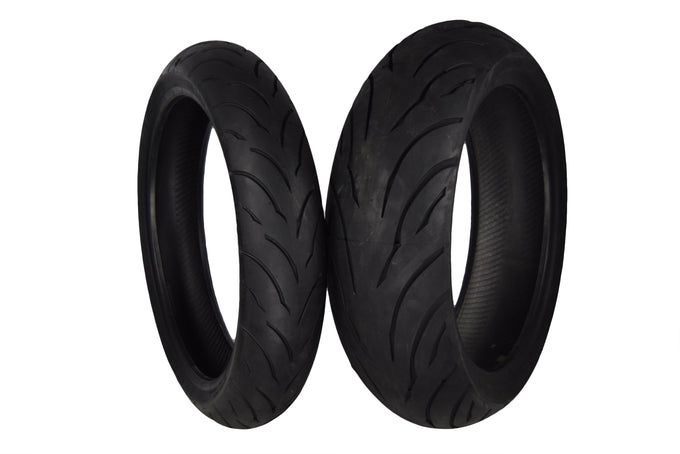 Continental 120/70-17 and 180/55-17 Motorcycle Tire Main Image