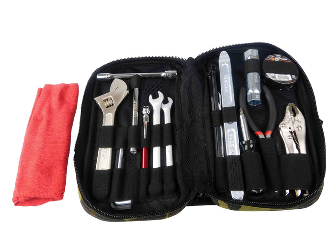 Cruz, Tools, DMX1, Mertic, Fanny Pack, Tool, Kit