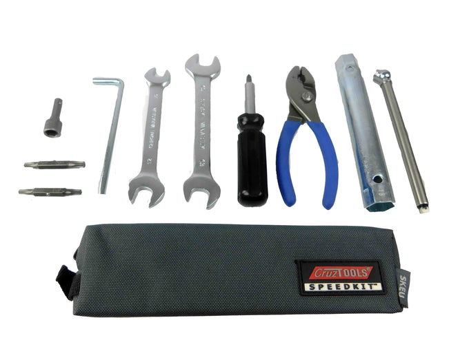 Cruz, Tools, SKEU, SpeedKit, Compact, Tool, Kit