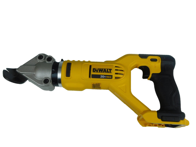 Dewalt, DCS496B, 20V, MAX, Swivel, Head, Offset, Shears, Bare Tool