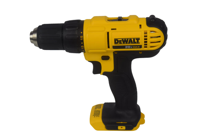 Dewalt DCD771B Yellow and Black Drill Main Image