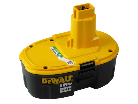 Dewalt DC9096 Black and Yellow Battery Main Image