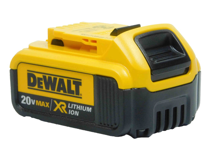 Dewalt, DCB204, Single, Battery, 20V