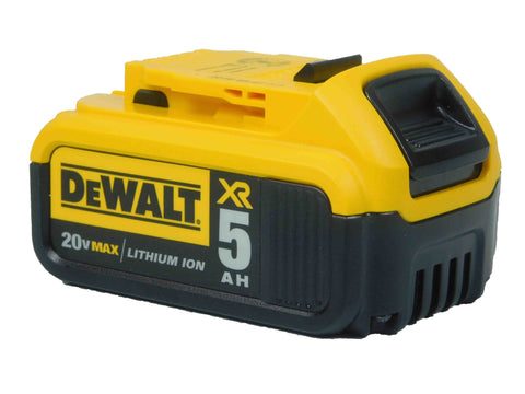Dewalt, DCB205, Battery, 20V, Li-Ion
