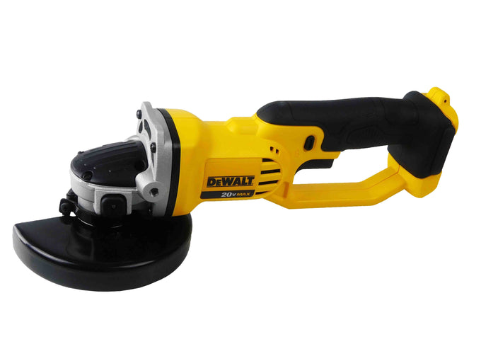Dewalt DCG412B Black and Yellow Grinder Main Image