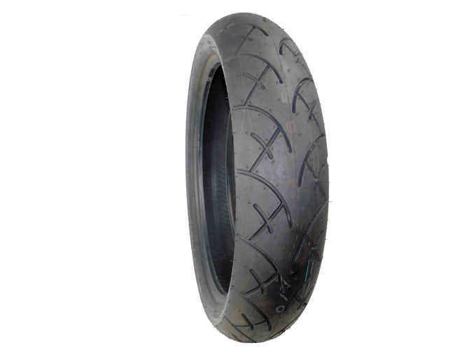 Full Bore 130x70-17 MC 62H M-66 Motorcycle Tire Tread