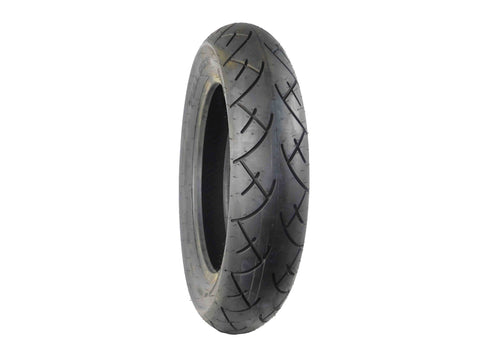 Full Bore 140x90-B15 MC 76H Rear Street Bike Tire Tread