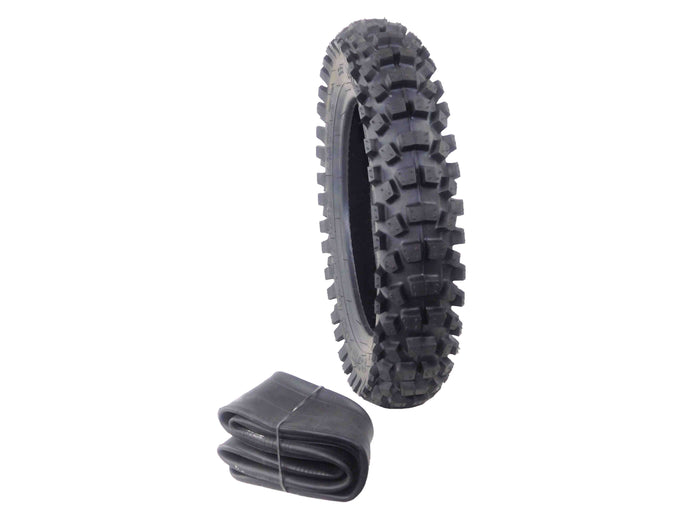 Full Bore 2.75-10 MC 38J Dirtbike Tire Tread