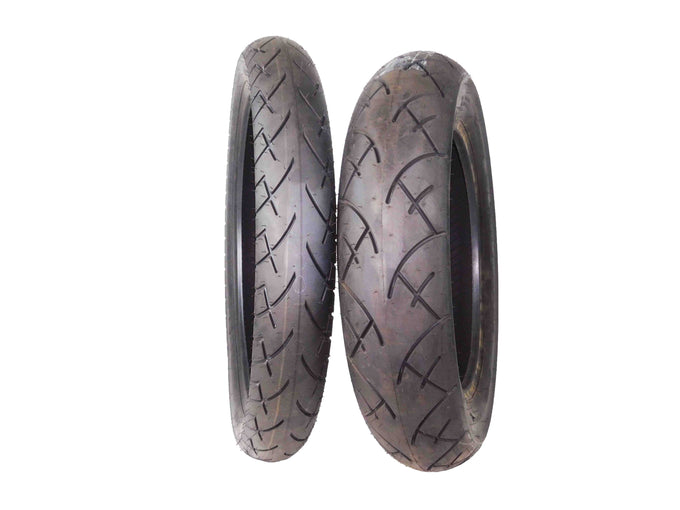 Full Bore 100/90-19 140/90-15 Tire Image