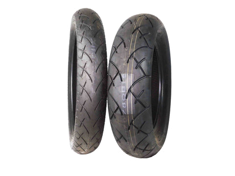 Full Bore 110/90-19 170/80-15 Tires Image