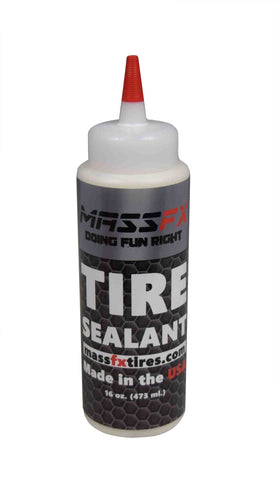 MASSFX Premium Flat Preventer Tire Sealant Made in USA (16 oz)