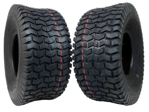 MASSFX, 15x6-6, Go-Kart, Tires, 2 Set