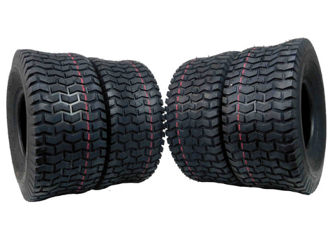 MASSFX, 15x6-6, Go-Kart, Tires, 4 Set