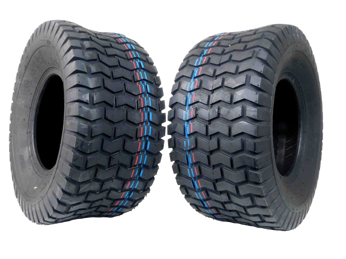 MASSFX, 18x8.5-8, Lawn Mower, Tires, 2 Pack