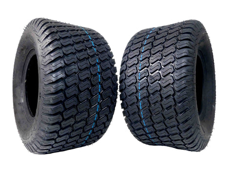 MASSFX, 18x9.5-8, Lawn Mower, Tires, 2 Pack