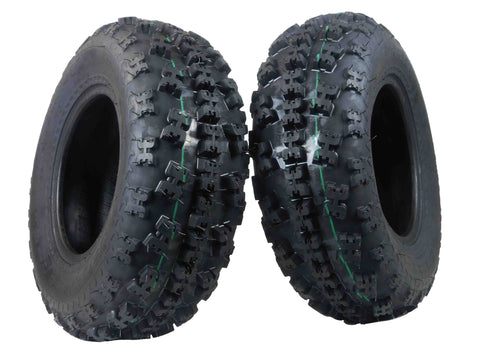 MASSFX ATV Tire 2 set 21x7-10 Front 4Ply