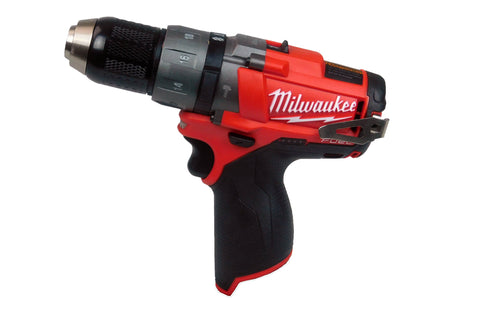 "Milwaukee 2404-20 M12 1/2"" Hammer Drill/Driver (Bare Tool)"