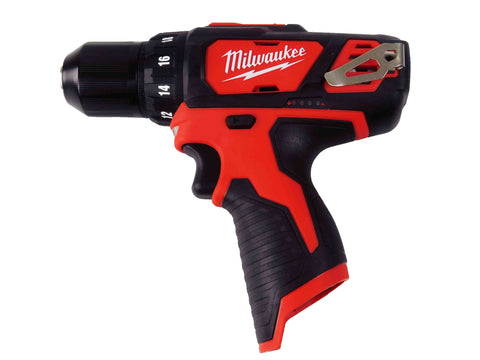 "Milwaukee 2407-20 12V M12 3/8"" Chuck Drill Driver 2-Speed"
