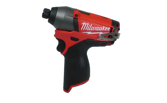 "Milwaukee 2453-20 M12 1/4"" Fuel Hex Impact Driver"