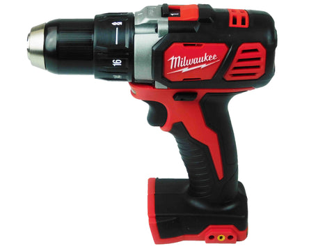"Milwaukee 2606-20 M18 Compact 1/2"" Drill/Driver (Bare Tool)"