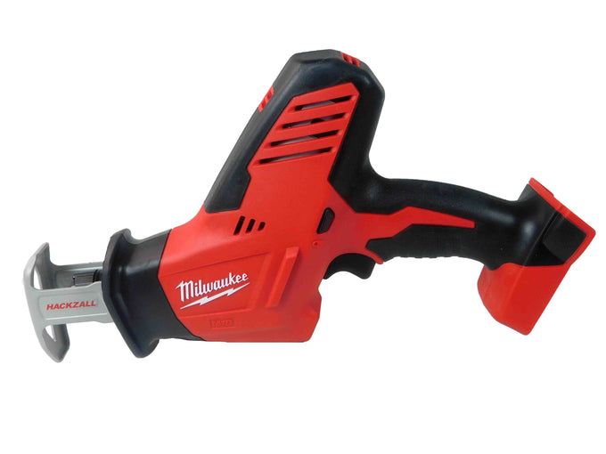 Milwaukee 2625-20 M18 18V Hackzall Reciprocating Saw