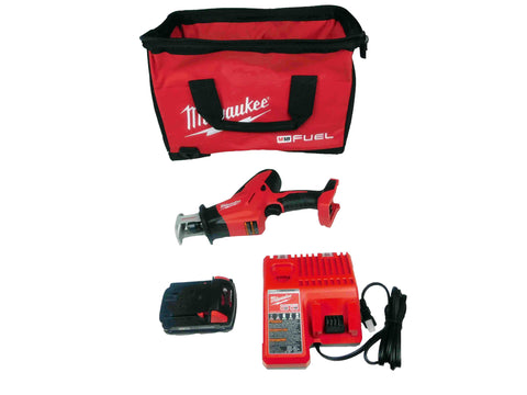 Milwaukee 2625-21CT M18 Hackzall Reciprocating Saw Kit