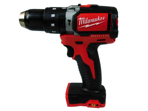 "Milwaukee 2702-20 M18 1/2"" Brushless Hammer Drill"